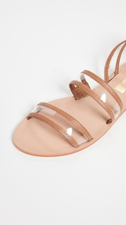 KAANAS Olinda See-Through Sandals