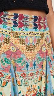 Hemant and Nandita Clara Long Skirt