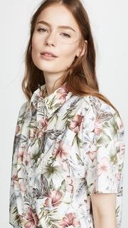 NSF Tanis Short Sleeve Button Down Shirt