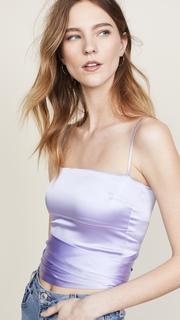 Emerson Thorpe Maddie Silk Wrap Top
