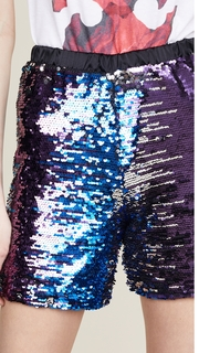 Loyd/Ford Sequin Shorts