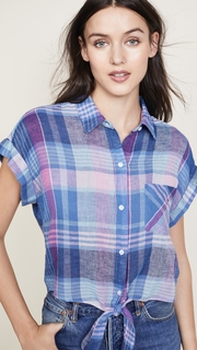 RAILS Amelie Button Down Shirt