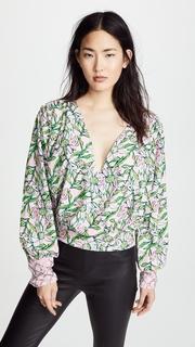 DODO BAR OR Mirella Print Shirt