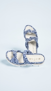 Ouigal Tessa Knotted Slides