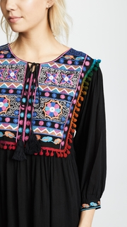 Bindya Embroidered Dress