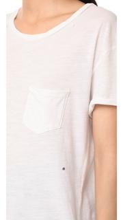 AGOLDE Eve Oversized Boxy T-Shirt