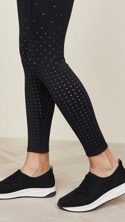 Cushnie Et Ochs Annabelle Perforated Leggings