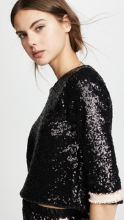 Loyd/Ford Sequin Blouse