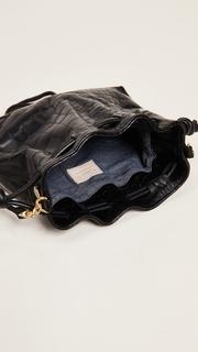 Clare V. Petit Henri Supreme Bag with Drawstring
