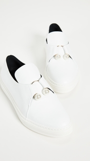 Mother of Pearl Fletcher Slip On Shoes