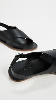 Madewell Reka Crisscross Outstock Sandals