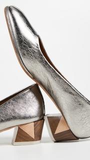 Coclico Shoes El Cid Block Heel Pumps