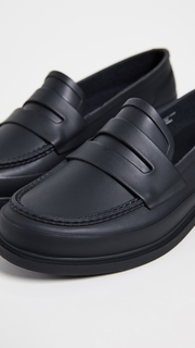 Hunter Boots Refined Penny Loafers