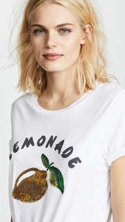 South Parade Lemonade Sequin Tee