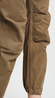 Zadig & Voltaire Palma Grunge Pants