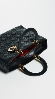 What Goes Around Comes Around Dior Lady Dior Bag d6e77fea35334