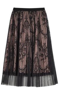 Кружевная юбка La Reine Blanche