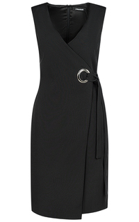 Платье без рукавов La Reine Blanche