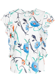 Блузка с оборками Pepe Jeans London