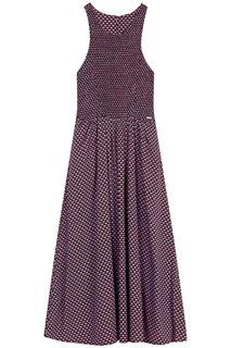 Платье из вискозы Pepe Jeans London