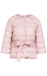 Короткая куртка с поясом La Reine Blanche