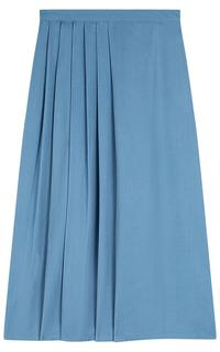 Синяя юбка La Reine Blanche