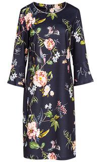 Платье с принтом Betty Barclay