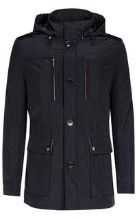 Утепленная куртка с капюшоном Al Franco