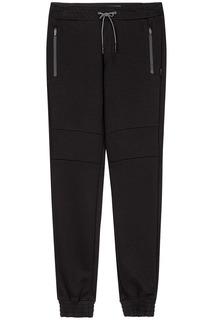 Черные трикотажные брюки S.Oliver Casual Man