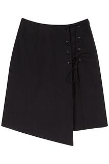Короткая юбка La Reine Blanche