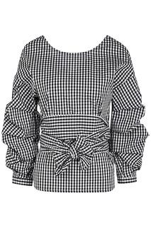 Блузка с завязками La Reine Blanche