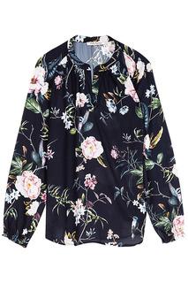 Блузка с цветочным принтом Betty Barclay