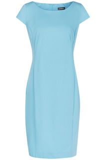 Голубое платье LE Monique