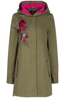 Куртка с вышивкой Neohit