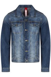 Джинсовая куртка S.Oliver Casual Man