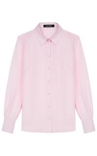 Розовая рубашка La Reine Blanche