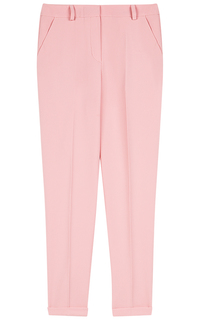 Розовые брюки La Reine Blanche