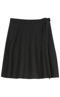 Черная юбка La Reine Blanche