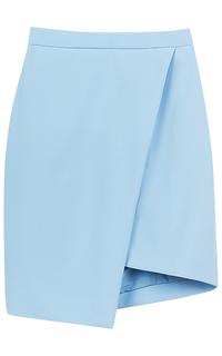 Голубая юбка La Reine Blanche