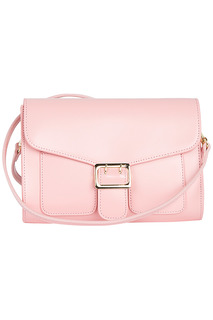 Розовый клатч La Reine Blanche