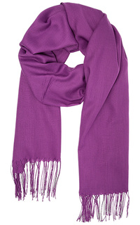 Фиолетовый палантин Lorentino