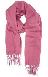 Розовый палантин Lorentino