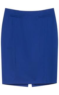 Синяя юбка LE Monique