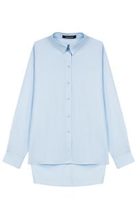 Голубая рубашка La Reine Blanche
