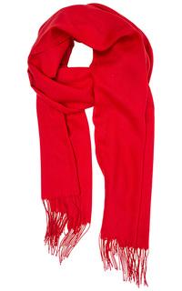Красный палантин Lorentino