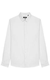Белая рубашка Al Franco
