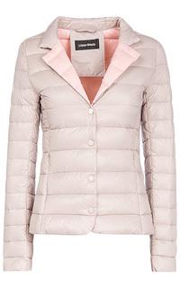 Легкая куртка на натуральном пуху La Reine Blanche