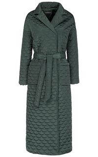 Фактурное пальто на синтепоне La Reine Blanche