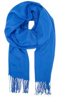 Синий палантин Lorentino