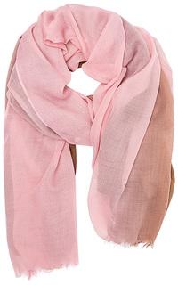 Розовый шарф Fabretti